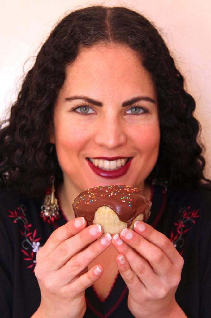 Dr T cupcake