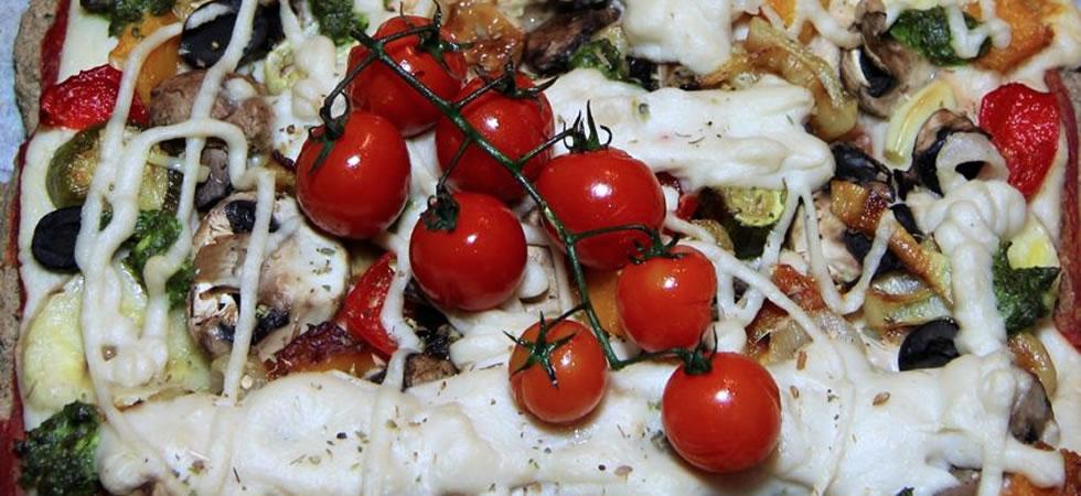 Perfect Vegan Pizza